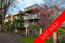 KITSILANO Apartment for sale: THE BEACH HOUSE 2 bedroom  (Listed 2013-11-15)